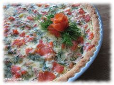 Quiche, Food And Drink, Pizza, Baking, Breakfast, Koti, Snacks, Cakes, Drinks