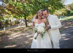 Hillside Swim Club wedding photos | Jessa + Joe