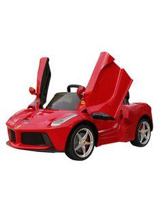 Ferrari LA Toy Car by Best Ride on Cars at Gilt