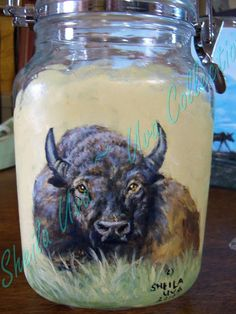 Jar with buffalo oil sold for $75