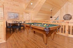 Copper River – Pool Table