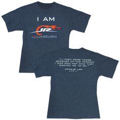Dale Earnhardt Jr. Fan Quote Tee