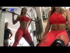 ESSA RUSSA TEM AS CURVAS PERFEITAS! (JULIA ZEMA) - YouTube