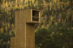 Seljord Watch Tower / Rintala Eggertsson Architects | ArchDaily