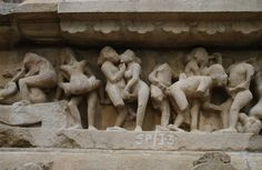 Khajuraho – necudné svatyně prudérního národa