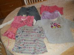 Lot of 4t clothing  play wear.