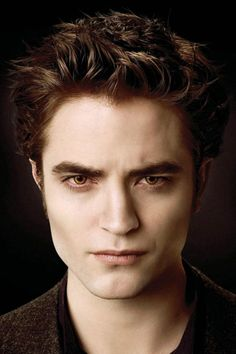 Robert Pattinson but only as Edward. I think he's funny looking otherwise lol