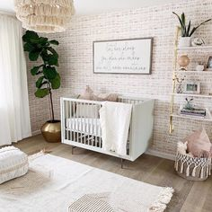 """"""""""" Best Baby Girl Room Ideas You Must Need to Know """""""" Welcome our baby girls whimsical nursery! When we found out we were pregnant I really wanted to wait until the birth to find out the baby's gender. I planned on decorating a gender neutral nursery,… """""""" Nursery Boy, Nursery Neutral, Safari Nursery, Elephant Nursery, Baby Room Decor, Nursery Decor, Nursery Ideas, Whimsical Nursery, Nursery Modern"""