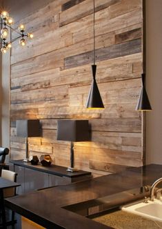 Reclaimed Rustic Pallet Wall Timber Wall Shabby Chic Wall Feature Supply &…
