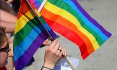 The Change.org petition launched by students and parents claimed the flag does not respect the sensitivities of students who don't support LGBTQ rights, comparing it to displaying a Confederate flag, NBC News reported.