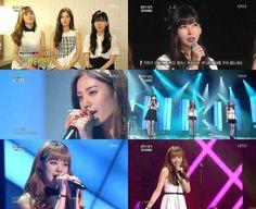 Orange Caramel Perform On Immortal Song 2 | Koogle TV