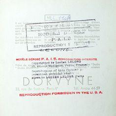 Robe de dentelle blanche de Lucien Lelong, photographie d'époque du studio Dorvyne (circa 1935)