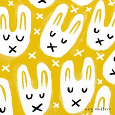 Children's Patterns - Amy Walters Illustrator