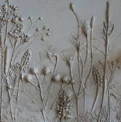 Dana Garden Design: Fossils of everyday life........great inspiration for a journal cover......love it!