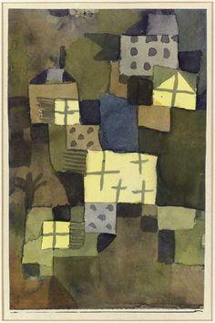 Image: Paul Klee - M