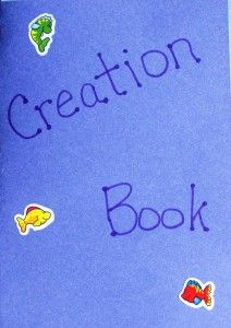 May 5 012 Days of Creation Book!