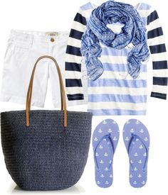 """""""Shorts"""" by luv2shopmom ❤ liked on Polyvore"""