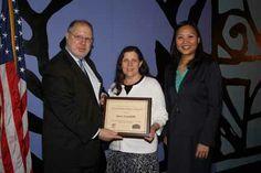 Idaho recipient, Janet Goodliffe