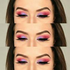 #makeup #mua #makeuplover #eyes   www.instagram.com/nataliabojek