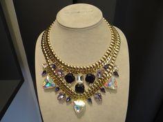 Mokobelle na bogato #mokobelle #necklace #crystalnecklace #jewels #jewelery