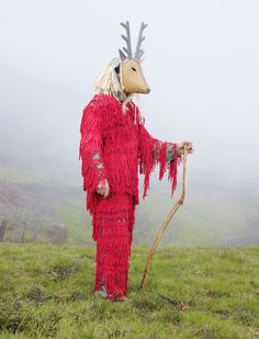 Charles Fréger's Photos of Beastly Costumes in Europe - NYTimes.com