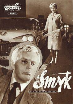 A Year of Spy Films 304/365 Smyk (1960 Czechoslovakia) aka Skid The International Spy Film Guide Score: 9/10 #isfg #spyfilmguide #czechoslovakia #sovietspy #spymovie #spyfilm #doubleagent #prague #facelift #circus https://www.kisskisskillkillarchive.com