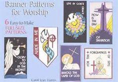 ... christian church banners church banner patterns quality church banners