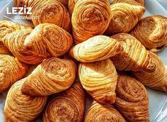 Kıyır Kıyır Midye Poğaça Snack Recipes, Cooking Recipes, Snacks, Mary Berry, Bread And Pastries, Bread Baking, Feta, Yogurt, Almond