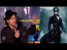 Tiger Shroff - I studied & observed Hrithik Roshan role in Krrish before playing The Flying Jatt.