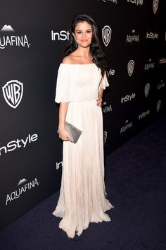 Selena Gomez - Best Dressed at the 2016 Golden Globes After Parties  - Photos