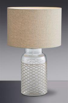 Pioneer Glass Table Lamp