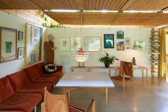 Villa Nyrén, Bromma. Carl Nyrén. » Lindman Photography