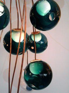 28 copper detail_stand #bocci #euroluce al #salonedelmobile #2015