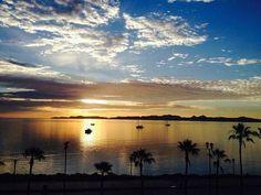 Loreto Sunrise de Raoul Chollet Rochin | Baja California | Scoop.it