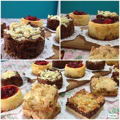 Chulitas! Mini cakes ideales para desayunos personales o empresariales meriendas postres mesas dulces o para lo que quieras  Mini ChocobombaMini Cheesecake Mini Coco y Dulce de Leche  Mini Apple Crumble 11-4050-9990 tiendaschula@gmail.com  #minicake #cake #cheesecake #chocobomba #chocolate #chocolatecakes #delicious #nice #tasty #patisserie #bakery #bake #bsas #design #oreo #dulcedeleche #apple #applecrumble #pie #crumble #whitechocolate #mousse