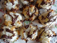 3 Ingredient Coconut Macaroons Recipe from Tia Maria's Bog