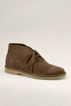 d2bd4f785 Lands' End Canvas Holiday Look - Men's Jackson Chukka Boot in Sandstone