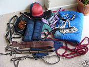 Our shop full of used and new horse riding gear...just follow the photo link to see more