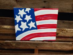 American Flag by SouthernClothCo on Etsy