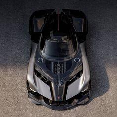 Bugatti La Finale Would be a Perfect Batmobile Bugatti Concept, Concept Cars, Lamborghini Concept, Lamborghini Gallardo, Triumph Bonneville T100, Exotic Sports Cars, Exotic Cars, Mercedes Maybach, Buick