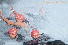 Deal with unexpected open water swim scenarios