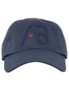 AB cap Twill Curved – Navy Snapback 3bae1560b9
