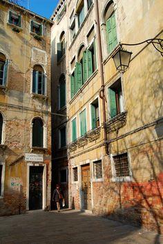 Venice - Cannaregio - Campello Cason   by bautisterias