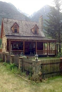 49 Beautiul Log Homes Ideas to Inspire You - - Future House, My House, Cabin Doors, Casa Patio, Cabin In The Woods, Log Cabin Homes, Log Cabins, Small Log Cabin, Virginia Homes