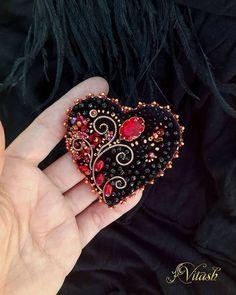Pin on beading projects Pin on beading projects Zipper Jewelry, Fabric Jewelry, Beaded Jewelry, Fabric Beads, Soutache Jewelry, Couture Embroidery, Embroidery Applique, Embroidery Stitches, Bead Embroidery Jewelry