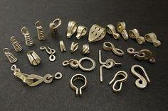 Michael Sturlin Presents: Clasps+Bails+Findings