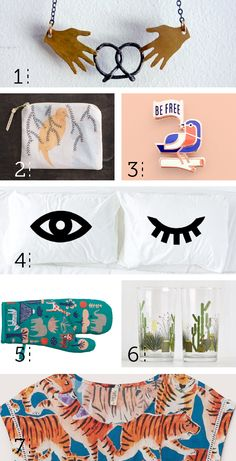 Illustrated Product Obsessions, July 29