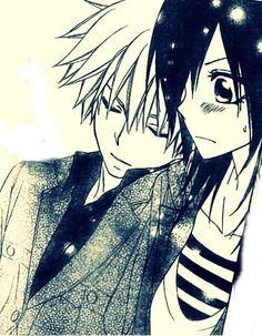 usui takumi and misaki ayuzawa ♥