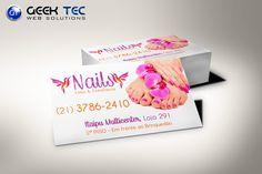 Cartao de Visita - Nails