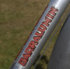 I've just completed this spectacular Barralumin aluminium bicycle made by Nicola Barra. When I bought it there were a just a few parts missing including the wheels, and it has taken some time… Vintage Bicycle Parts, Vintage Bicycles, Aviation Technology, Stuff To Buy, Wheels, Club, Vintage Bike Parts, Vintage Bikes